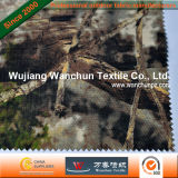 Tessuto di cotone impermeabile rivestito del poliestere del PVC per la tenda
