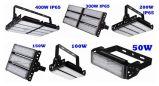 Aluminiumbaugruppen-Beleuchtung 150W 400W 300W 200W 100W 50 Watt Dimmable LED Tunnel-Flut-Licht-
