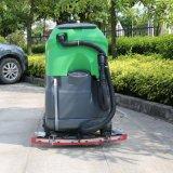Machine automatique à piles de nettoyage de plancher de grande capacité (DQX6)