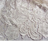 Vestuário Accessories Water - Lace solúvel Fabric para Apparel (S8003)
