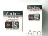 アンドリアの毛の成長の本質の毛損失の処置のショウガ100%の自然な昇給の密な毛のアジアのNo1の毛の成長の血清オイル