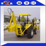 Backhoe do carregador do uso do trator de exploração agrícola 4WD/2WD (LW-6/LW-7/LW-8)