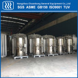 Criogénico de gas industrial tanque de almacenamiento