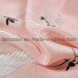 seda impresa 16m m del lomo de De de Crepe para la tela de la ropa