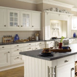 Ritz Factory Price Kitchen Cabinets Made in Cina