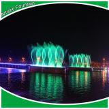 큰 3D Water Fountain Bridge Fountain