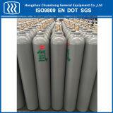 Cylindre oxygène-gaz d'argon d'azote