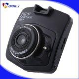 """2.4 """" appareil-photo Dashcam de véhicule de la vision nocturne DVR d'enregistreur du véhicule DVR de l'affichage à cristaux liquides HD"""