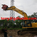 Estripador de alta freqüência de Vibration para Hitachi Excavator