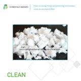 De la chaleur de conservation fibres de verre hydrophobes de Frammable non pulvérisant la batterie