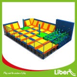 Oltre 300 Square Meter Best Quality Kids Trampoline con ASTM Standard