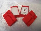 Collar set / caja de collar de papel con insertar / caja de pulsera de papel con insertar (MX-285)