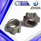 O ferro baseou a estrutura aglomerada com prevenção de oxidação