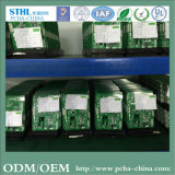 Доска PCB стеклоткани доски PCB стеклоткани монтажной платы PCB TV 94V0