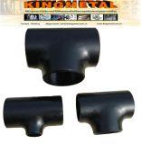 Тройник углерода DIN 2605 St45.8 10inch прямо сваренный подходящий