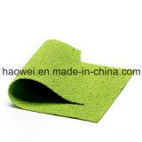 Зеленая ткань ЕВА толщиная для листа резины ЕВА