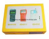 Testeur de câble LCD réseau Sc6106 UTP / FTP / RJ45 / Rj11 / BNC