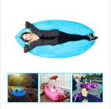 De China de la fábrica bolsos durmientes inflables impermeables del relleno rápido de moda de la venta directo inflables