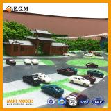 Openbare Faciliteiten die de Model/Architecturale Modellerende Bouw ModelModellen van de Maker/van het Model/van de Tentoonstelling van de Schaal/Model plannen