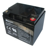 Батарея 12V38ah солнечного аккумулятора силы батареи UPS свинцовокислотная
