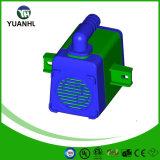Pompa di plastica del dispositivo di raffreddamento di aria dell'acqua dell'India