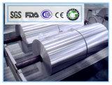Roulis chaud de papier d'aluminium de vente de marché des États-Unis avec 8011-0 0.015X150mm