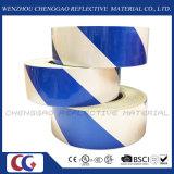 Collant r3fléchissant bleu et blanc d'Untearable pour la publicité (C1300-S)