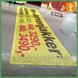カスタムPolyester Mesh Banner、Sports Events (TJ-B01)のためのPVC Mesh Banner