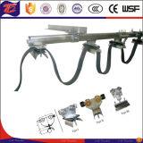 Système de feston de câble de chariot à voie ferroviaire de C