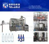 Завершите разлитую по бутылкам чисто производственную линию воды минеральной вода