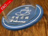 Bonne qualité imperméable à l'eau PVC Coaster / plastique couvercle / plastique mat