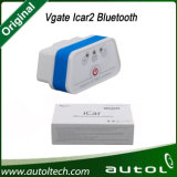 L'auto-diagnostic 2016 de Vgate Icar 2 Bluetooth peut supporter l'outil Elm327 Bluetooth de balayage de Vgate Icar2 Bluetooth