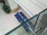 박판으로 만들어진 유리 단계/박판으로 만들어진 유리 계단/Lamianted 강화 유리