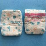 O tecido o mais barato do bebê da fita do PE & do Velcro