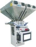 Misturador gravimétrico de Masterbatch do pó plástico da máquina de Orste