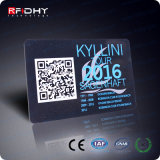 Smart Card do PVC de RFID para a Identificação & o Pagamento