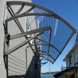 Petite tente en aluminium décorative du polycarbonate 2016