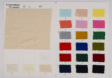 Le tissu à haute densité de polyester, le tissu 100% de polyester de chanvre aiment