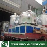 Mezclador de alta velocidad de la calefacción de SRL-Z con el mezclador de enfriamiento para la cadena de producción del HDPE WPC del PVC