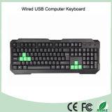 Сделайте клавиатуры водостотьким логоса OEM конструкции стандартные (Kb-1688