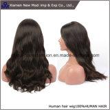Бразильская повелительница Парик фронта шнурка человеческих волос