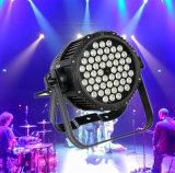 54PCS RGB 3in1 LED NENNWERT Stadiums-Lichter