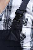 Veiligheid Bip van de Koker van de Polyester 35%Cotton van 65% de Lange en Steun Eenvormige Workwear (BLY4001)