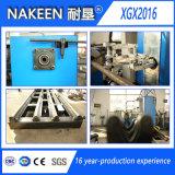 CNC van het roestvrij staal de Scherpe Machine van de Pijp