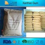 Ineinander greifen des Xanthan-Gummi-Nahrungsmittelgrad-80