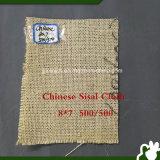 Panno africano/cinese/brasiliano del sisal per la rotella di lucidatura