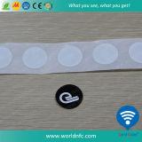 Más escritura de la etiqueta de S X de la etiqueta engomada de 2k RFID para el seguimiento del conjunto