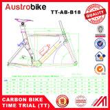 Kohlenstoff-Fahrrad-Rahmen-Zeit-Proberahmentt-Fahrrad Framesets