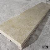 L'usine de Kkr a annoncé les brames extérieures solides acryliques pour la décoration de mur