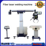 YAG 금속을%s 유연한 60W/200W/300/400W 섬유 Transmision Laser 용접 기계
